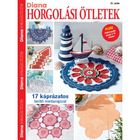 Diana Horgolási Ötletek 2018/61