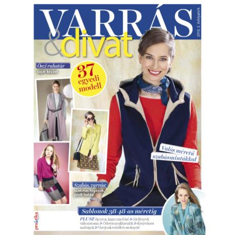 Varrás és Divat 2019/4