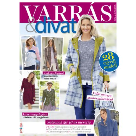 Varrás és Divat 2019/5