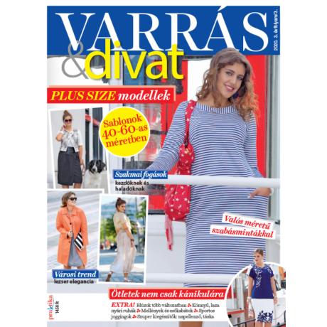 Varrás és Divat 2020/3