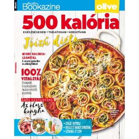 Gasztro Bookazine - Olive Mediterrán gasztrokalauz
