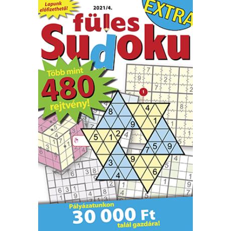 Füles Sudoku extra 2021/4