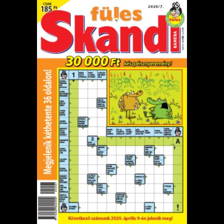 Füles Skandi 2020/07