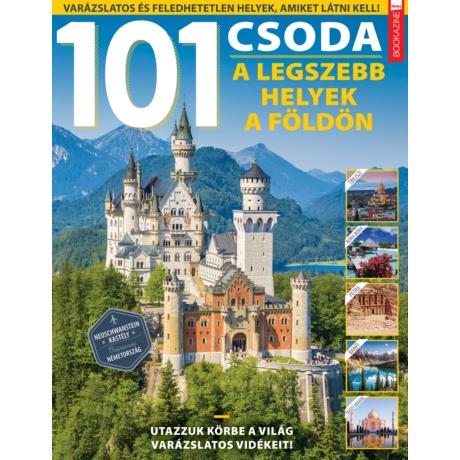Füles Bookazine 101 csodálatos hely 2019/4