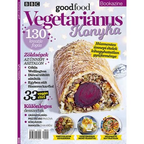 BBC goodfood bookazine 2020/1 - vegetáriánus konyha