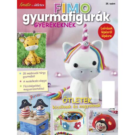 Kreatív és ötletes Gyurmafigurák 2018/25