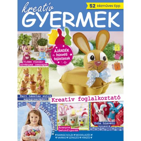 Kreatív Gyermek Húsvét, tavasz 2019/32