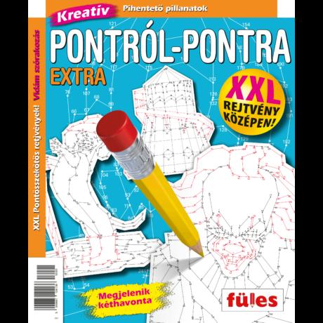 Pontról-pontra Extra 2018/01