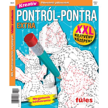 Pontról-pontra Extra 2018/02