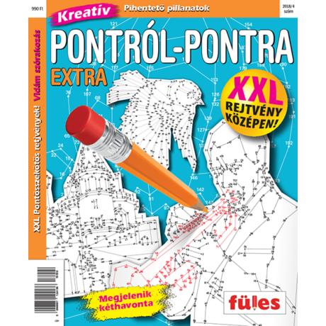 Pontról-pontra Extra 2018/04