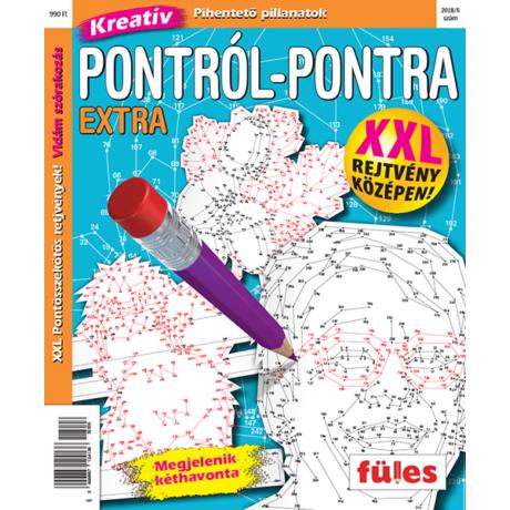 Pontról-pontra Extra 2018/06