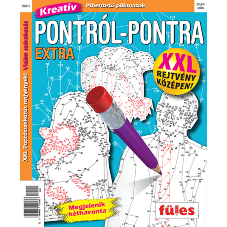 Pontról-pontra Extra 2019/05