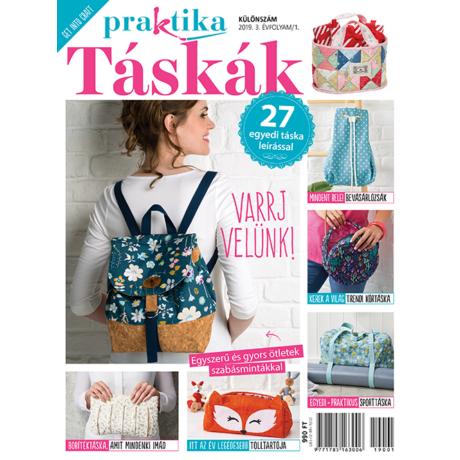 Magazin Praktika különszám Táska 20191