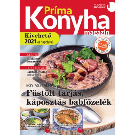 Príma Konyha 2021/1