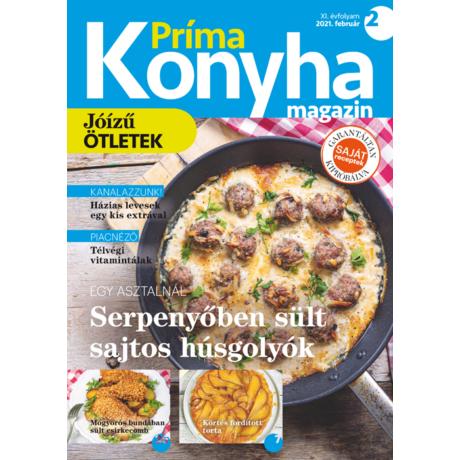 Príma Konyha 2021/2
