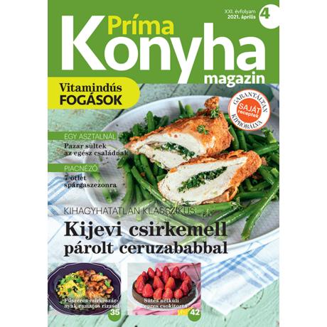 Príma Konyha 2021/4