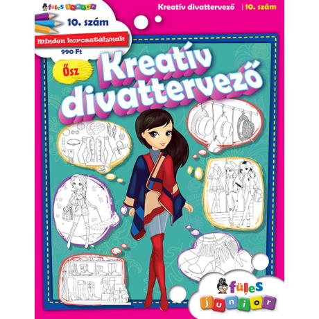 Kreatív Divattervező 2020/10 ősz