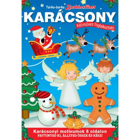 Tarka Barka barkácsfüzet 2020/45 karácsony