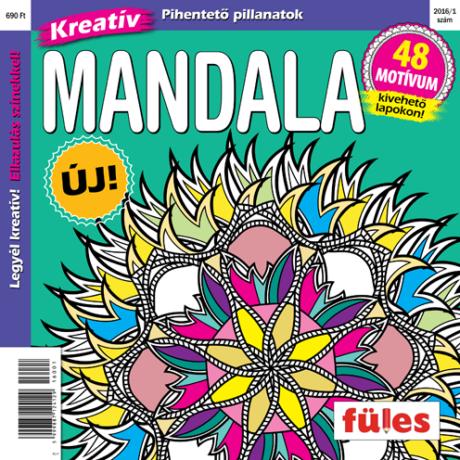 Kreatív Mandala 2016/1