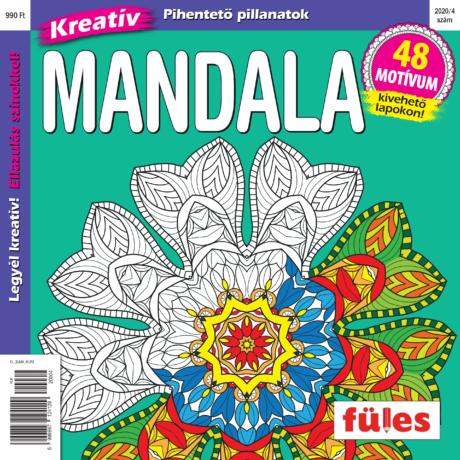 Kreatív Mandala 2020/4